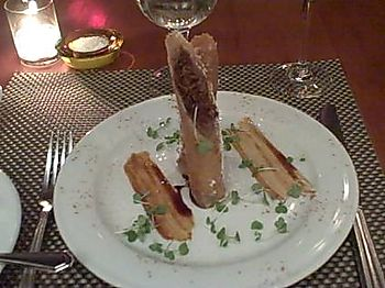 Duck Pastilla Roll 1