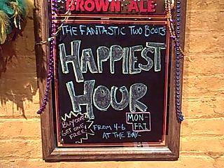 2B Happy Hour