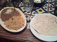 Rice Beans Tortillas 2
