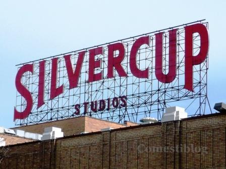 Silvercup sign sm