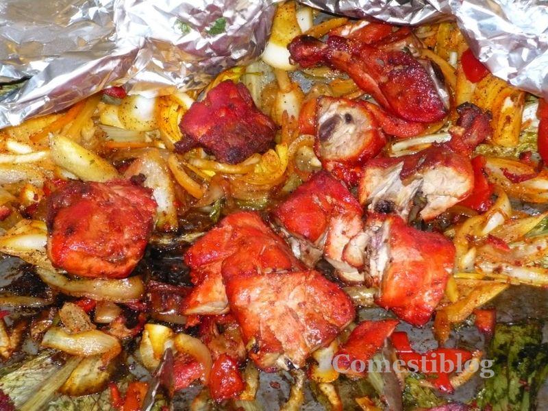 Chicken Tandoori md
