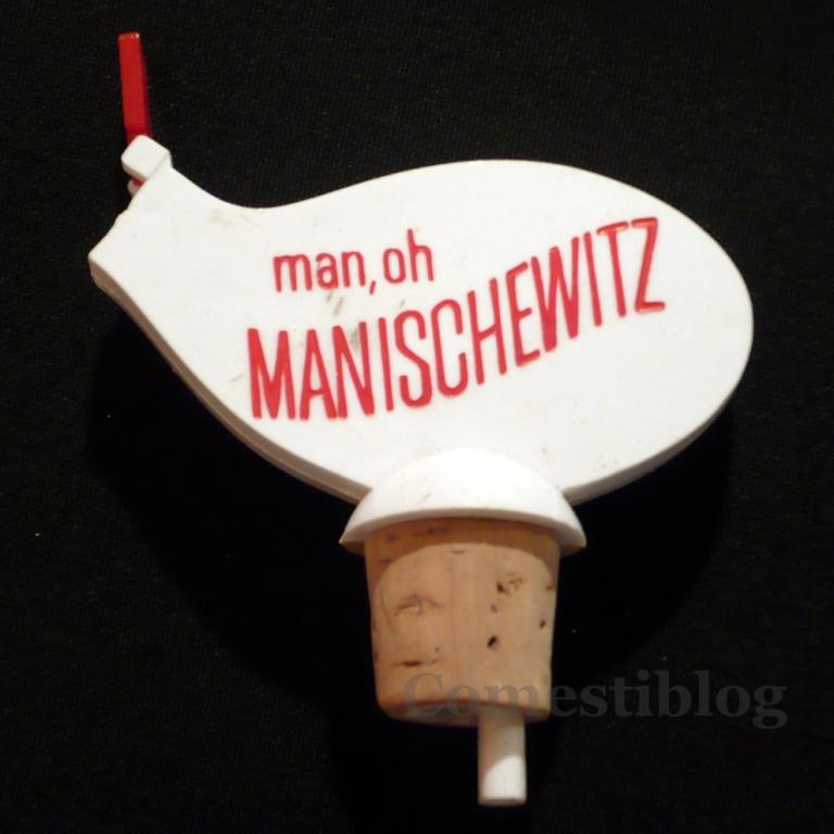 Man, oh Manischewitz md