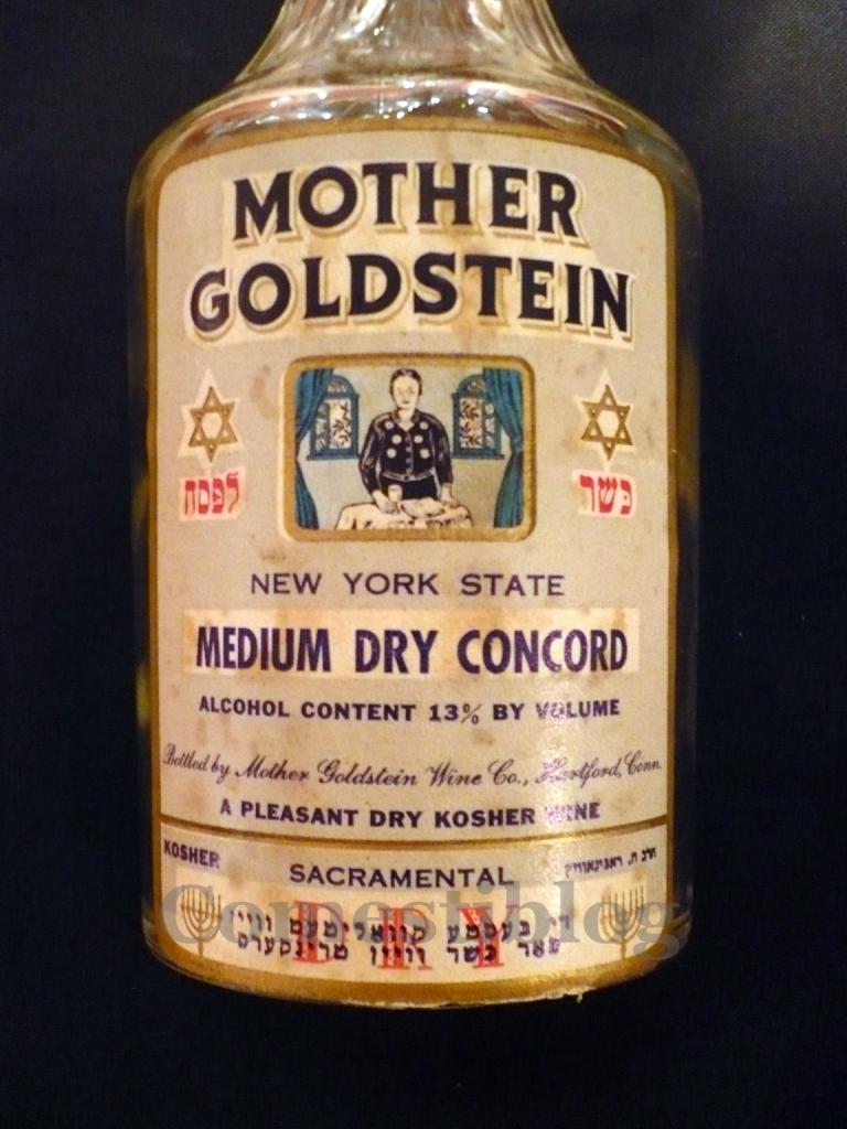 Mother Goldstein md