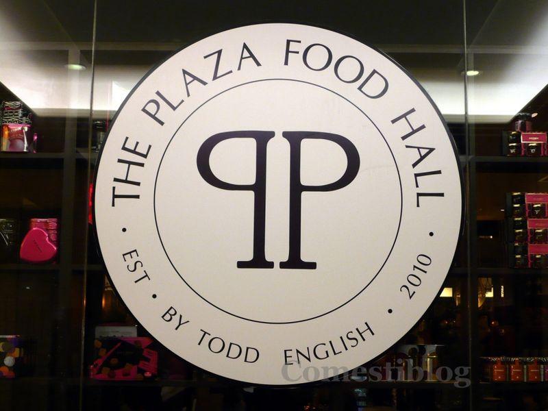The Plaze Food Hall