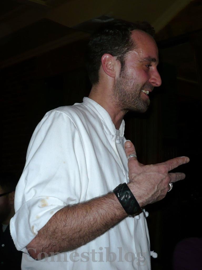 Chef Bill Seleno
