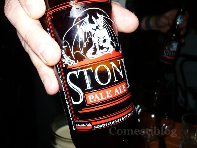 Stone Pale Ale