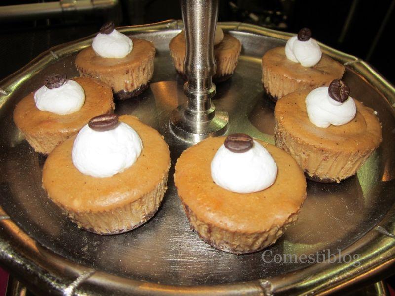 Rudy's Espresso Cheesecake
