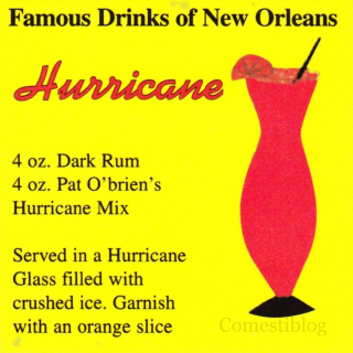 Hurricane recipe